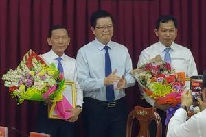 Thứ trưởng Bộ KH-ĐT được chỉ định làm Phó bí thư Thành ủy Cần Thơ