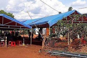 Hai vợ chồng trú mưa dưới gốc mít bị sét đánh tử vong