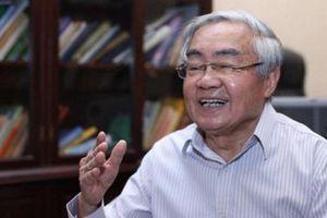 Giáo sư Phạm Minh Hạc: Luật Giáo dục phải có một triết lý rõ ràng
