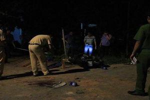 Hai người đàn ông bị xe khách cán tử vong