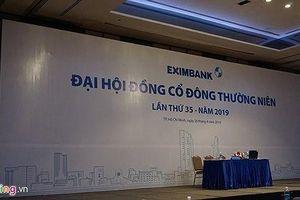 Eximbank có sếp mới, vẫn lùi họp Đại hội đồng cổ đông