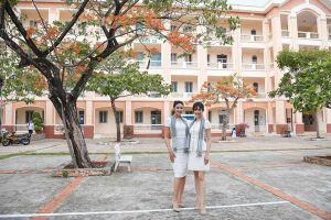 Hoa hậu Ngọc Hân: Tuổi thơ bị áp lực vì bố giỏi toán, ông nội là nhà giáo ưu tú