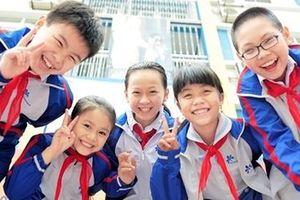 Để 'mỗi ngày đến trường là một niềm vui'