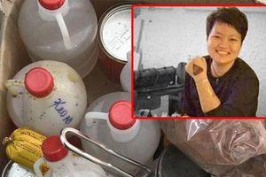 Vụ 2 thi thể người bị đổ bê tông: Vì sao những chiếc can nhựa lại nằm la liệt ở hiện trường?