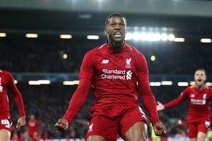 Video siêu phẩm một chạm của các cầu thủ Liverpool trên sân tập