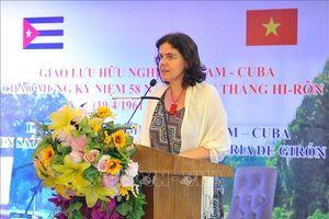 Các địa phương của Cuba mong muốn phát triển hợp tác với Ninh Bình