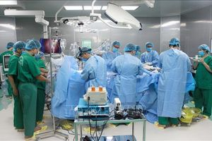 Lần đầu tiên phẫu thuật tim tại Thái Bình