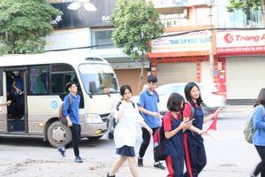 Thi vào lớp 10 ở Hà Nội: Học sinh tỉnh ngoài cần đặc biệt lưu ý