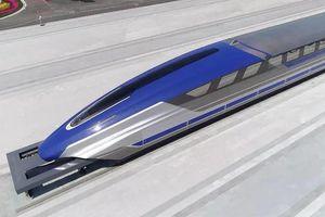 Trung Quốc trình làng nguyên bản tàu đệm từ đạt vận tốc 600 km/giờ