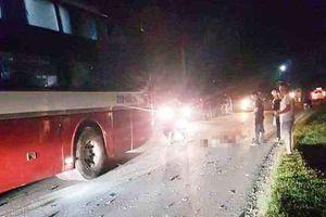 Hai học sinh lớp 8 tử vong sau khi điều khiển xe máy 'đấu đầu' với xe khách