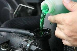 Bao lâu thì nên thay nước làm mát ô tô?