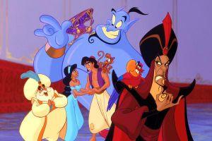 Bạn có biết điều gì xảy ra với Thần Đèn ở cuối phim 'Aladdin' bản hoạt hình năm 1992?