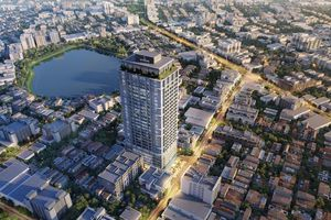 Gần 80 triệu/m2 căn hộ cao cấp Lancaster Hà Nội