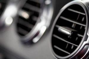 Cách dùng điều hòa ô tô tiết kiệm nguyên liệu, không ngộ độc benzen