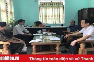 Huyện Nga Sơn tăng cường công tác tiếp dân và giải quyết khiếu nại, tố cáo