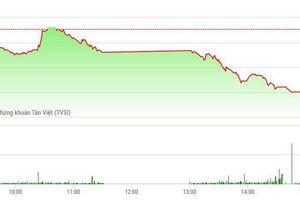 Chứng khoán chiều 24/5: Hết bài bập bênh, thị trường rơi 13 điểm