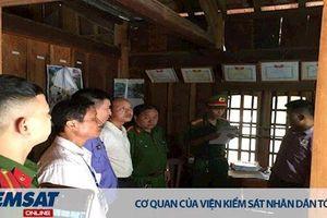 Chủ tịch Hội cựu chiến binh xã lừa 'chạy án' bị bắt