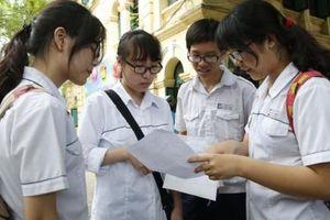 Kỳ thi vào lớp 10 tại Hà Nội: Thí sinh nhận Phiếu báo dự thi từ ngày 24/5