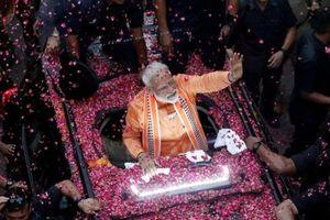 Bầu cử Ấn Độ: Thủ tướng Modi và phe dân tộc Hindu thắng áp đảo