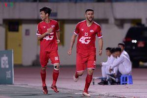 Hà Nội FC đại bại, Viettel tìm lại niềm vui, Thanh Hóa thắng kịch tính