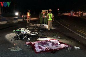 Hai ngày xảy ra 3 vụ TNGT nghiêm trọng làm 4 người chết ở Bình Định