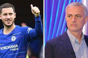 Mourinho: 'Hazard muốn vô địch Europa League trước khi sang Real'