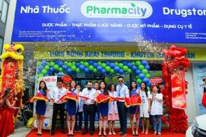 Chuỗi nhà thuốc tiện lợi hàng đầu Pharmacity chinh phục thị trường Hà Nội