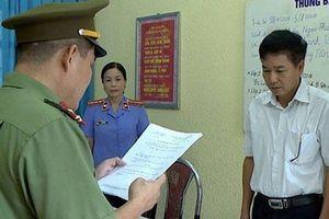 Gian lận điểm thi ở Sơn La: Đề nghị truy tố 8 bị can