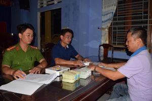 Đánh sập đường dây đánh bạc quy mô lớn ở huyện miền núi Thừa Thiên - Huế