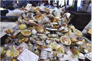 Nhật Bản ban hành luật cắt giảm 6 triệu tấn thực phẩm lãng phí