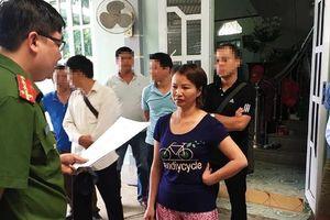 Vì sao mẹ nữ sinh giao gà ở Điện Biên bị bắt giam?