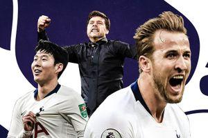 Đường đến chung kết Champions League của Tottenham Hotspurs