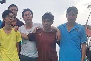 Bị ép buộc đánh bắt ở Campuchia, 11 ngư dân nhảy xuống biển
