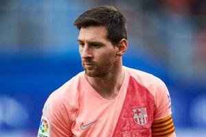 Messi: 'Những gì xảy ra tại Liverpool vẫn ám ảnh tôi'