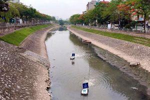 Từ kênh Nhiêu Lộc nghĩ về sông Tô Lịch