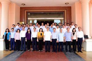 Bí thư Thành ủy Hoàng Trung Hải: Sớm giải quyết kiến nghị về kết nối giao thông giữa Hà Nội - Bắc Ninh