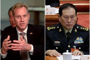 Ông chủ Lầu Năm Góc và Bộ trưởng Quốc phòng Trung Quốc sắp gặp nhau