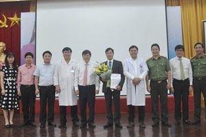 Bổ nhiệm lãnh đạo Viện Huyết học – Truyền máu; Bệnh viện Phụ sản Trung ương
