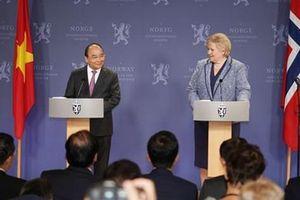 Việt Nam - Na Uy đẩy mạnh hợp tác kinh tế
