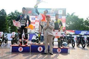 Giải đua xe Mô tô Thể thao Việt Nam lần đầu tổ chức tại Hà Nội