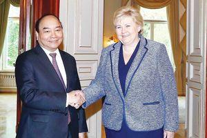 Quan hệ Việt Nam - Na Uy Phát triển mạnh mẽ trên nhiều lĩnh vực