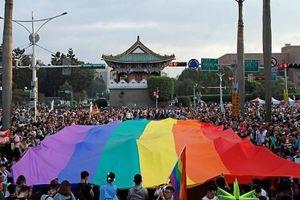 Đài Bắc - 'Thiên đường đồng tính' của phương Đông