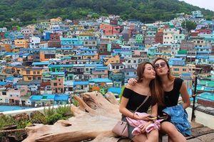 Khám phá bí mật ở 'Santorini của Hàn Quốc' khiến giới trẻ phát sốt