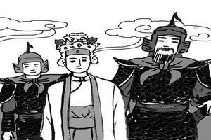 Bí ẩn Vua Lợn sai người đóng thế khi nhận sắc phong
