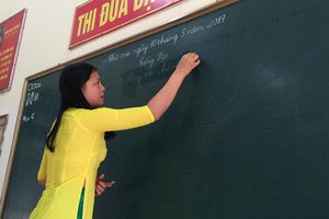 Để giáo viên nhập cuộc cùng đổi mới