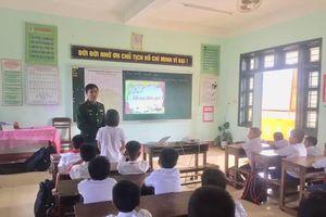 Giúp học sinh nắm vững chủ quyền đất nước