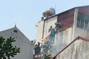 Nguy cơ chập điện gây cháy gia tăng trong mùa nắng nóng