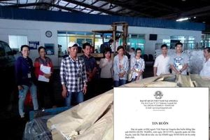 Hai lao động Việt Nam tại Angola bị cướp xông vào nhà sát hại