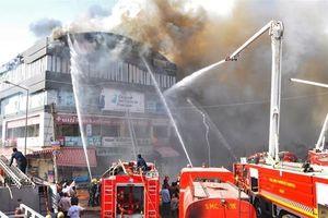 Không có nạn nhân người Việt Nam trong vụ cháy tại Ấn Độ
