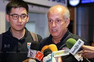 HLV Alexandre Gama sắp từ chức, nội bộ bóng đá Thái Lan lại... lục đục
